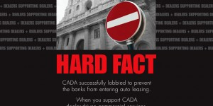 CADA Services Bank Act advertising 1