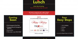 Your Knowledge Exchange Learn and Lunch social sharing mailer 2