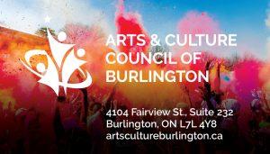 Arts and Culture Council of Burlington brand identity