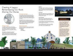 BMF legacy brochure inside.