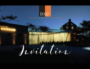 BMF Fundraising invitation