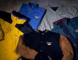 Qualcomm promo clothing