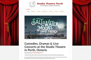 Studio Theatre Perth performance of Salt Water Moon