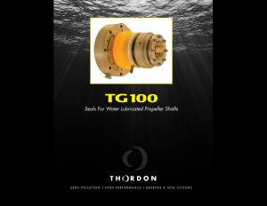 Thordon TG100 brochure.