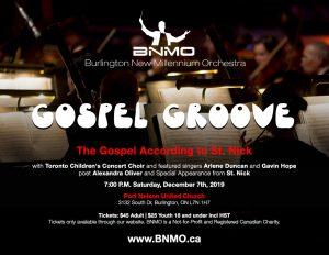 BNMO Gospel Groove.