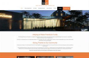 Burlington Museums Foundation website