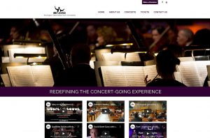 Burlington New Millennium Orchestra website.